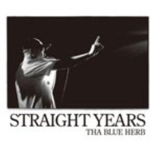 【中古】STRAIGHT YEARS/THA BLUE HERB