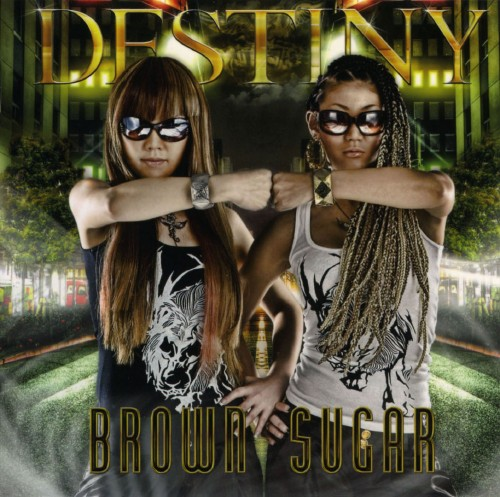 【中古】DESTINY/BROWN SUGAR