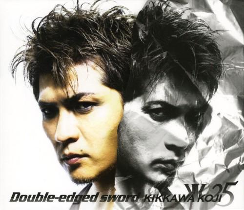 【中古】Double−edged sword(初回限定盤)/吉川晃司