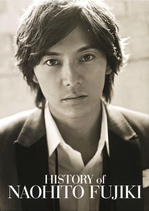【中古】HISTORY of NAOHITO FUJIKI 10TH ANNIVERSARY BOX(初回生産限定盤)(DVD付)/藤木直人