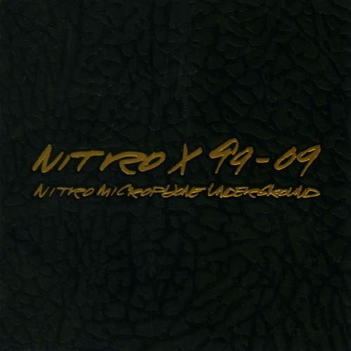 【中古】MITRO X 99−09/NITRO MICROPHONE UNDERGROUND
