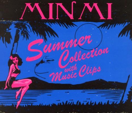 【中古】SUMMER COLLECTION WITH MUSIC CLIPS(DVD付)/MINMI