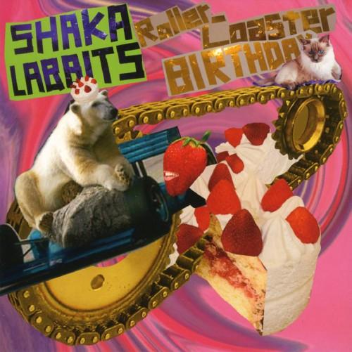 【中古】Roller Coaster/BIRTHDAY/SHAKALABBITS