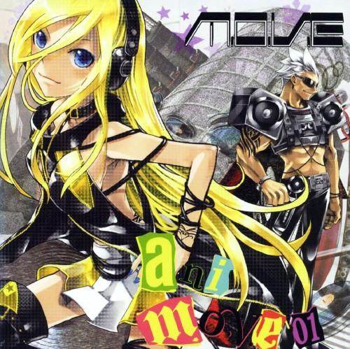 【中古】anim.o.v.e 01(DVD付)/m.o.v.e