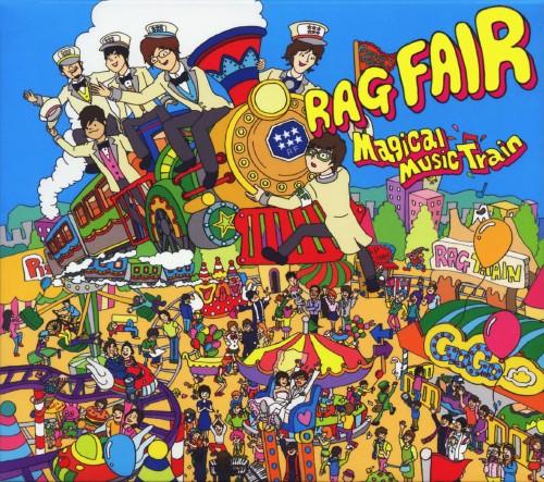【中古】Magical Music Train/RAG FAIR