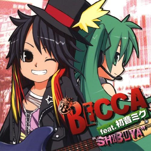 【中古】SHIBUYA(DVD付)/BECCA feat.初音ミク
