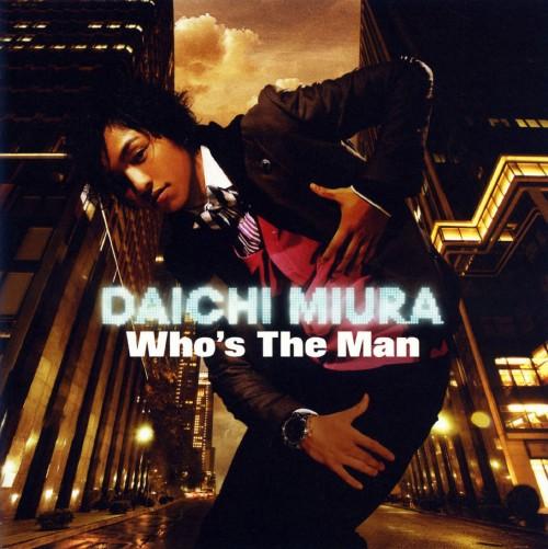 【中古】Who's The Man(DVD付)/三浦大知