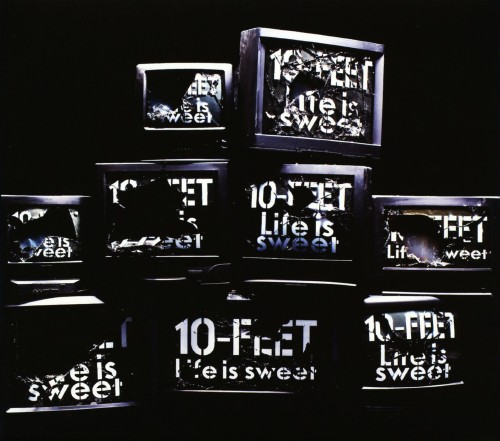【中古】Life is sweet(初回生産限定盤)(DVD付)/10−FEET