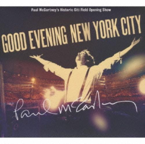 【中古】グッド・イヴニング・ニューヨーク・シティ〜ベスト・ヒッツ・ライヴ(DVD付)/ポール・マッカートニー