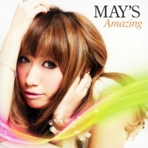 【中古】Amazing(初回生産限定盤)(DVD付)/MAY'S