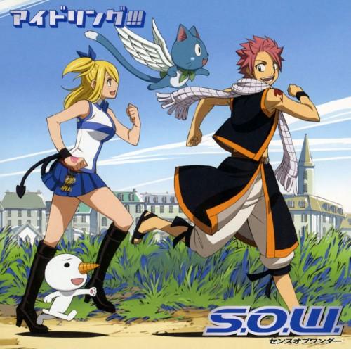 【中古】S.O.W.センスオブワンダー(FAIRY TAIL盤)(DVD付)/アイドリング!!!