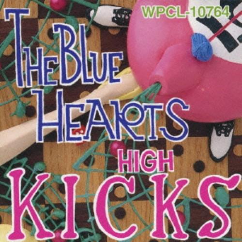 【中古】HIGH KICKS/THE BLUE HEARTS