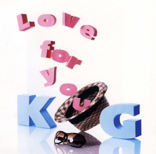 【中古】Love for you(初回生産限定盤)/KG