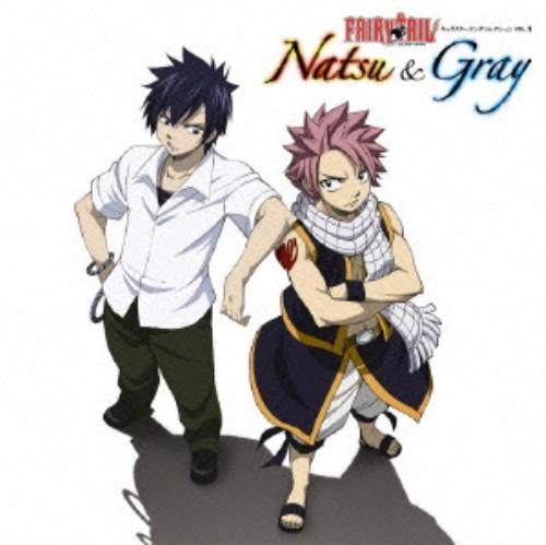 【中古】「FAIRY TAIL」キャラクターソングコレクション Vol.1 ナツ&グレイ/アニメ・サントラ