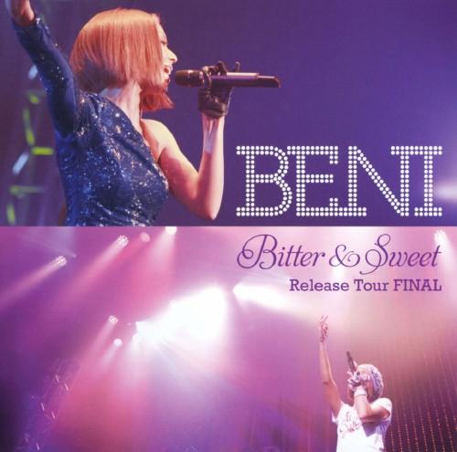 【中古】Bitter & Sweet RELEASE TOUR FINAL(DVD付)/BENI