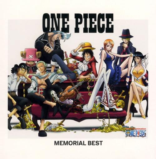 【中古】ONE PIECE MEMORIAL BEST/アニメ・サントラ