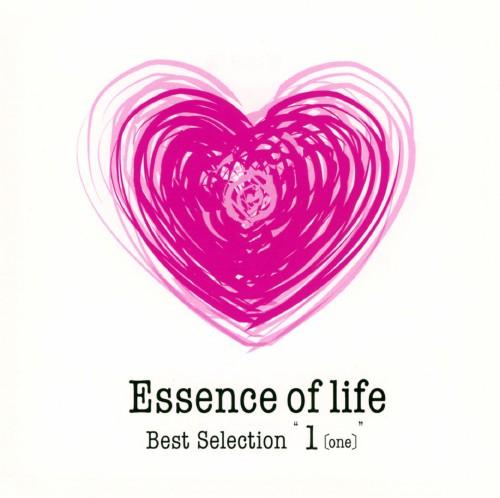 【中古】Essence of life best selection 1(ONE)/オムニバス