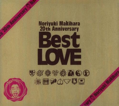 【中古】Noriyuki Makihara 20th Anniversary Best LOVE(豪華BOX金紙仕様)(1万枚限定生産盤)/槇原敬之