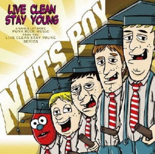 【中古】LIVE CLEAN STAY YOUNG/LIVE CLEAN STAY YOUNG