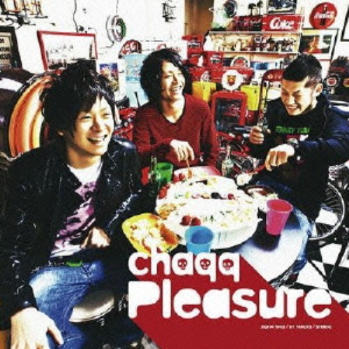 【中古】Pleasure/chaqq