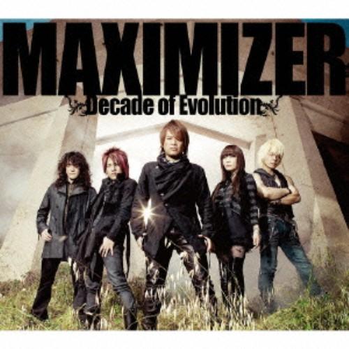 【中古】MAXIMIZER −Decade of Evolution−/JAM Project