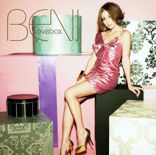 【中古】Lovebox(初回生産限定盤)(DVD付)/BENI