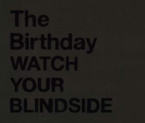 【中古】WATCH YOUR BLINDSIDE/The Birthday