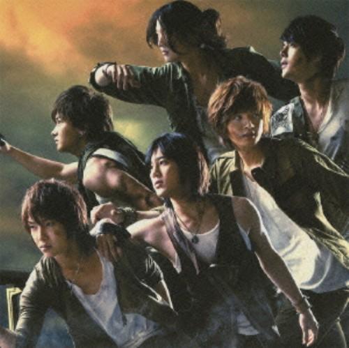 【中古】Evidence of Luv/Get Wild(初回生産限定盤A)(DVD付)/超新星