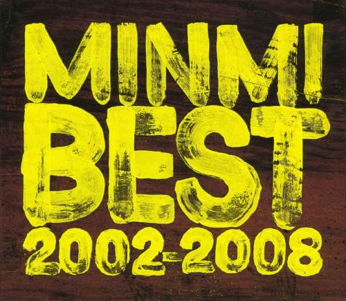 【中古】MINMI BEST 2002‐2008(期間限定生産盤)/MINMI