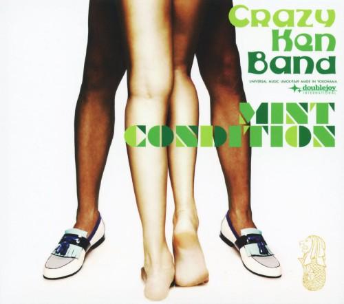 【中古】MINT CONDITION(初回生産限定盤)(DVD付)/クレイジーケンバンド