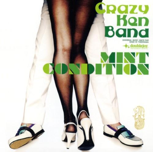 【中古】MINT CONDITION/クレイジーケンバンド
