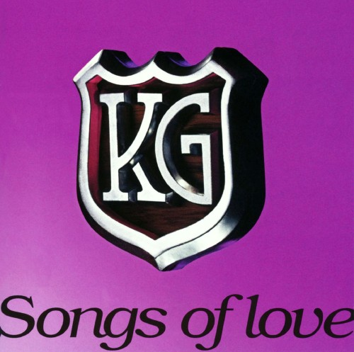 【中古】Songs of love(初回限定特別価格盤)/KG