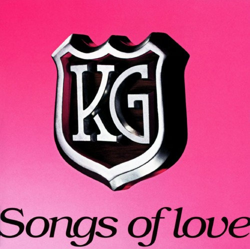 【中古】Songs of love(初回限定盤)(DVD付)/KG