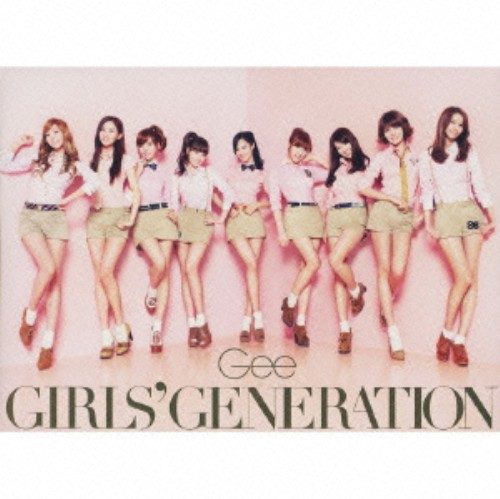 【中古】Gee(初回限定盤)(DVD付)/少女時代