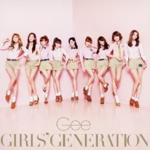 【中古】Gee(期間限定生産盤)(DVD付)/少女時代