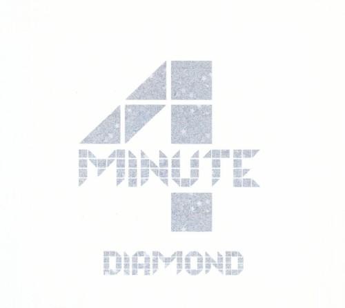 【中古】DIAMOND(初回限定盤)(DVD付)/4Minute