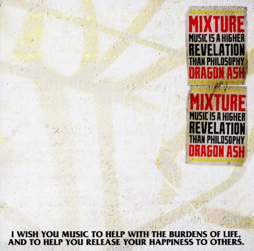 【中古】MIXTURE(初回限定盤)(DVD付)/Dragon Ash