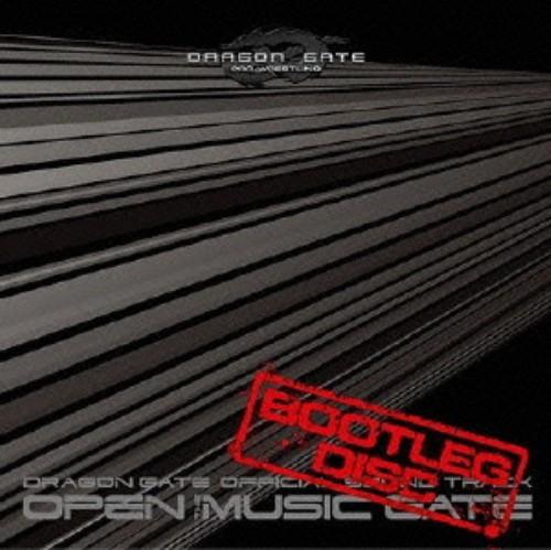 【中古】DRAGON GATE OFFICIAL SOUND TRACK OPEN THE MUSIC GATE−BOOTLEG DISC−/オムニバス
