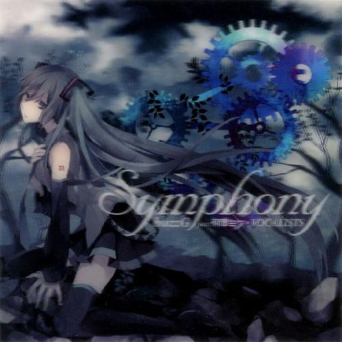 【中古】Symphony/buzzG feat.初音ミクxVOCALISTS