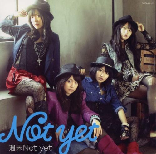 【中古】週末Not yet(DVD付)(Type−A)/Not yet