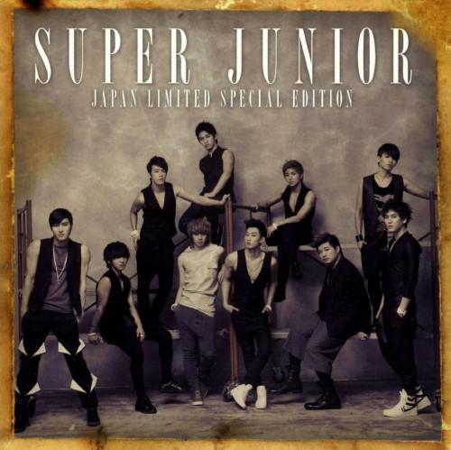 【中古】SUPER JUNIOR  JAPAN LIMITED SPECIAL EDITION −SUPER SHOW3 開催記念盤−/SUPER JUNIOR