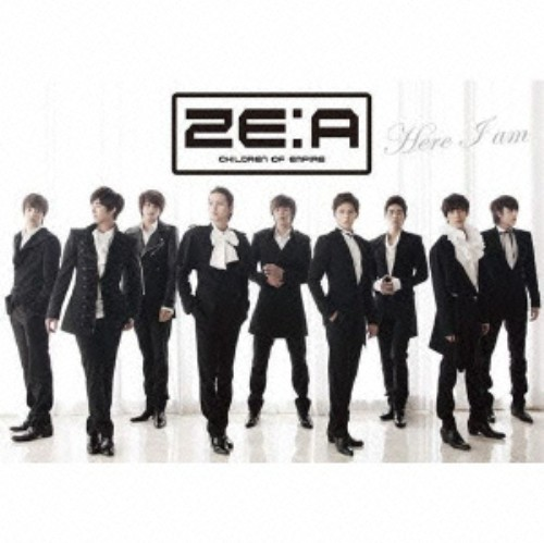 【中古】Here I am(Type−A)/ZE:A