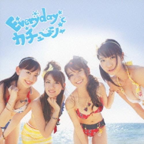 【中古】Everyday、カチューシャ(初回限定盤B)(DVD付)/AKB48