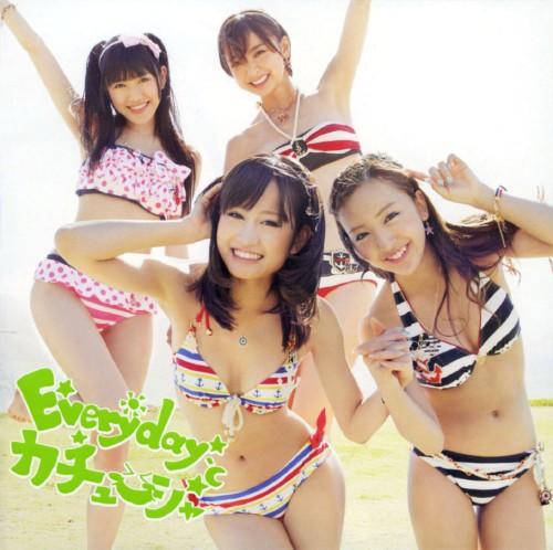 【中古】Everyday、カチューシャ(DVD付)(Type−A)/AKB48