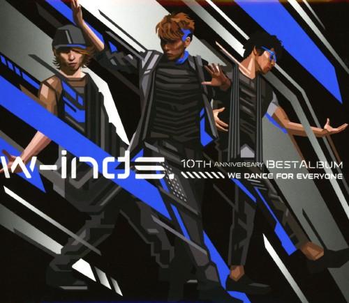 【中古】W−inds.10th Anniversary Best Album−We dance for everyone−(初回限定盤)(DVD付)/w−inds.