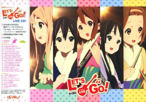 【中古】「けいおん!ライブイベント−レッツゴー!−」LIVE CD!(初回限定盤)/アニメ・サントラ