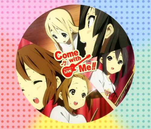 【中古】「けいおん!!ライブイベント−Come with Me!!−」LIVE CD!/アニメ・サントラ