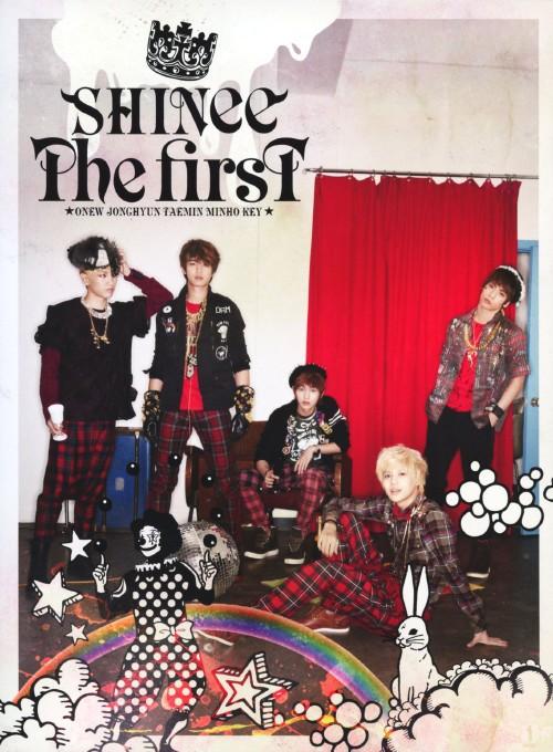 【中古】THE FIRST(初回限定盤)(DVD付)/SHINee