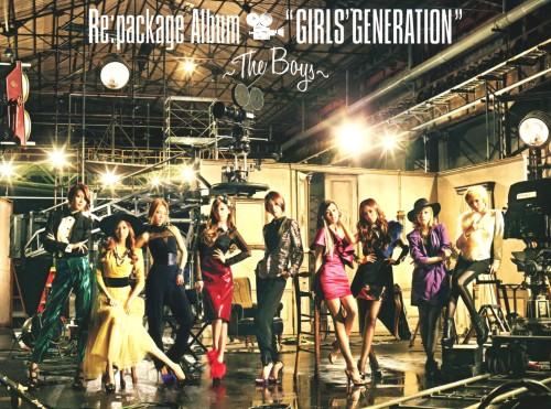 【中古】Re:package Album GIRLS' GENERATION〜The Boys〜(期間限定盤)(DVD付)/少女時代