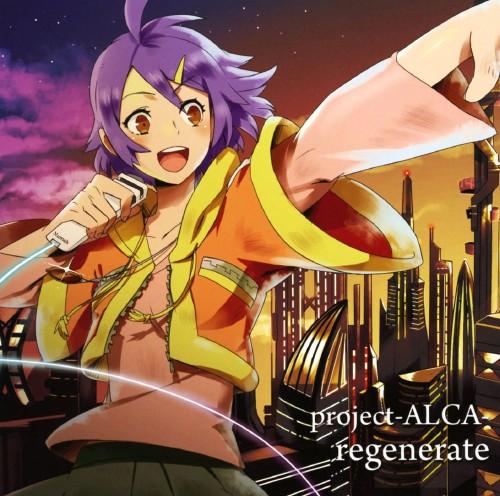 【中古】regenerate/project−ALCA
